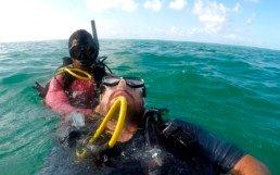 Curso de Mergulhador de Resgate